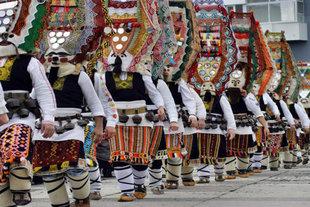 Festival Kukerlandia in Yambol