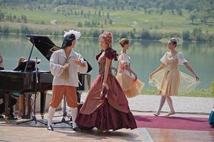 Mozart Celebrations in Pravets
