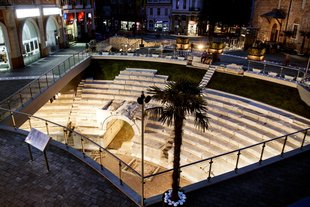 Roman Stadium in Plovdiv is Open for Visitors
